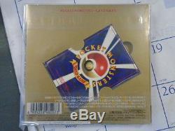 Pikachu Records Pokemon Japan Import CD Tcgs-570 Scellé Avec Rare Holo Card Set