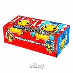 Pikachu Special Box Imit Magikarp Imit Gyarados Jeu De Cartes Pokémon Xy F / S