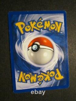 Pl Pokemon Shining Gyarados Carte Neo Revelation Set 65/64 Secret Rare Holo Ap#3