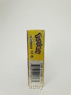 Plate-forme À Thème Pokemon Zap. Contient La Carte Holo. Scellé En Usine. 1999 Très Rare