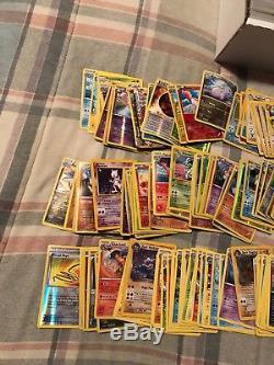 Plus De 1000 Cartes En Vrac De Cartes Pokémon Neuves Et Anciennes Holos Rares Incluses (1 Sur 5)