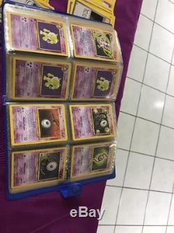 Plus De 1000 Cartes Pokémon De Plus De 60 Holos, De Nombreux Rares, Des Cartes Ex Et Plus
