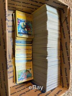Pokemon 10000+ Card Lot 181 Ex 700+ Rare Holos! Rehausseurs Psa Nm / Mint