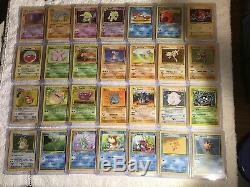 Pokemon 151 Set Complet 100% Cartes Classiques Originales Tous 45 Holos Tres Rare