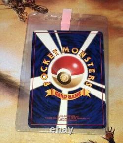 Pokemon 1999 Tropical Wind Tmb -tropical Mega Battle Trophy Card Promo Japonaise