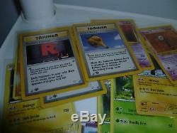 Pokemon 2000+ Lot De Cartes Holo Rare 1ère Ed Base Shadowless Neo Stormfront E Cartes