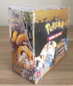 Pokemon Black & White Boite De Boosters Destinies Boite À Jouets Rare Scellée