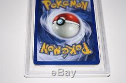 Pokemon Card Charizard Holo Rare Base De Base Illimitée 4/102 Psa 8 Nm-mint 1999