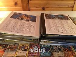Pokemon Card Collection 100+ Ex Gx Ultra Rare, 220+ Holo, 6 Ensembles Presque Complets