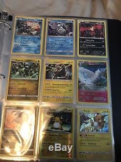 Pokémon Card Collection Secret Rares, Full-arts, Mega Ex, Gx, Ex Comprend Plus