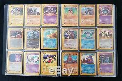 Pokemon Card Complete Skyridge Set 144/144 Wotc Rare Mint / Near Mint