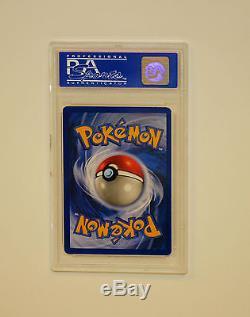 Pokémon Card Rare Charizard Holo 1999 Psa Mint 9