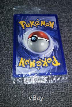 Pokémon Card Rare Première Édition Machamp 8/102 Holo Jamais Ouvert
