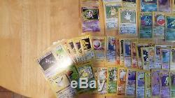 Pokemon Card Wotc Socle Holo Rare 1ère Édition Ex Et Shadowless Lot Dmg-ex
