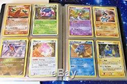 Pokemon Cards Collection De Classeurs Ex Des Frontières Du Dragon, Principalement Des Holos / Des Feutres Rares