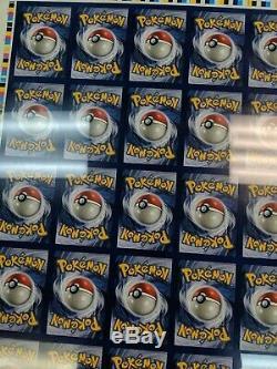 Pokemon Cartes Fossile Fiche Uncut (110 Holos) Rare