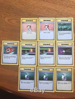 Pokemon Cartes Rares Deux Joueurs Original Jeu 102. 60 Cartes, Y Compris Machamp