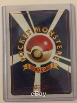 Pokemon Cartes Venusaur Japonais Charizard Blastoise CD Promo Holo Proche De La Menthe Rare
