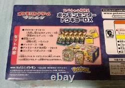 Pokemon Center Jeu De Cartes Tokyo DX Special Box Sun - Lune Pikachu Promo Rare F /s