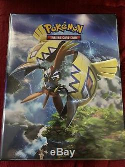 Pokemon Collection Binder. Cartes 1000+! Holos Anciens Et Rares + Plus