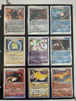 Pokémon Collection Lot Ex, 1re Édition, Cartes Lumineux, Ultra Secret Rare