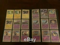 Pokemon Complet Shining Légendes Maître Set Cartes Tous Reculer / Ultra / Secrète Rare
