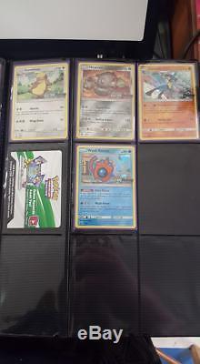 Pokemon Complete 306 Carte Ultra Prism Master Set Avec Promos + Secret Rares