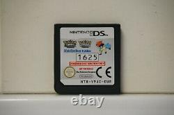 Pokemon Distribution Only Black White Nintendo Ds Carte 1625 Rare Promo Keldeo