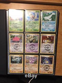 Pokemon Fire Rouge & Leaf Green Complete Set Ex Ultra & Secret Rare 115 Cartes