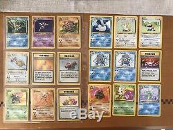 Pokemon Lot De Cartes Holo Rare Originals 66 Cartes