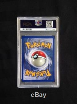 Pokemon Neo Destiny Shining Noctowl Carte Ultra Rare Psa 10