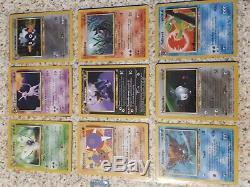 Pokemon Neo Discovery Set Complete 75 Jeu De Cartes Ultra Rare Comprenant Les 1ères Éditions