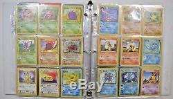 Pokemon Original 151 Carte Lot Charizard Wotc Holos Rares 1ère Édition + Bonus