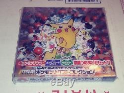Pokemon Pikachu Records CD Promo Complete Cartes Tres Rare Japanese Charizard