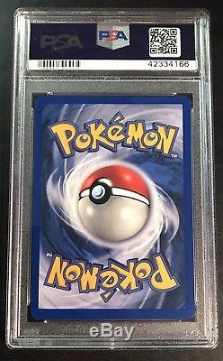 Pokemon Psa 10 Shadowless Charizard 4/102 Ensemble De Base Gem Mint Clean Card Wotc
