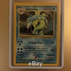 Pokémon Rare 1ère Édition: Cartes Pokémon Holographique 6/102 Très Bon État