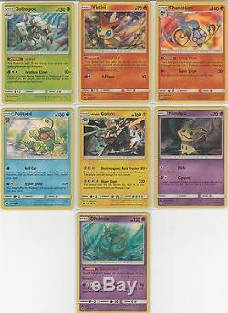 Pokemon Sm Guardians Rising Terminez 263 Cartes