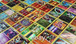Pokemon Tcg 40 Cartes Officielles Rares Avec Un Ex Garanti, Gx, Ou Mega Ex + Holos