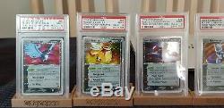 Pokemon Tcg Carte Gold Star Ultra Secret Psa Ex Équipe Rocket Retour 109 Rare