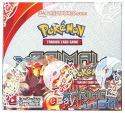 Pokemon Xy Tcg Boîte De Boosters Primaire Clash Booster Boite De 36 Boosters