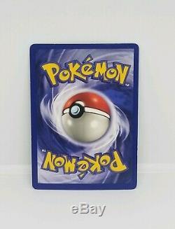 Première Édition Shadowless Venusaur De Base Rare Holo Carte Pokémon 15/102 1er Ed