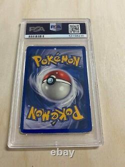 Psa 1 Pauvre Sans Ombre Charizard Holo Rare Pokemon Card Base Set 4/102
