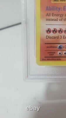 Psa 10! Charizard Holo Xy Evolutions 11/108 Gem Mint Super Rare! Carte Pokemon