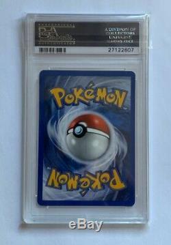 Psa 10 Gem Mint Rhydom Brock 2/132 Héros Gym Holo Rare Carte Pokemon