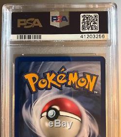 Psa 10 Shining Charizard 2002 Carte Pokémon Neo Destiny Gemme Menthe Rare Holo