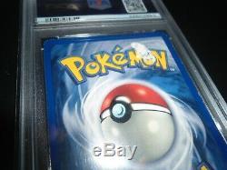 Psa 3 Tres Bon Charizard 4/102 Shadowless De Base Holo Rare Carte Pokemon