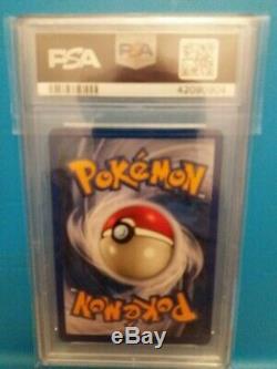 Psa 9 1st Edition Shining Charizard Set Neo Destiny Carte Pokemon Menthe Très Rare