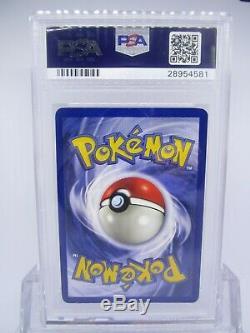 Psa 9 Mint Charizard De Base Illimité Rare Holo Carte Pokemon 4/102 M31