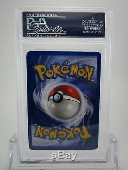 Psa 9 Mint Ensemble De Base Charizard Illimité Holo Rare Pokemon Card 4/102 B43