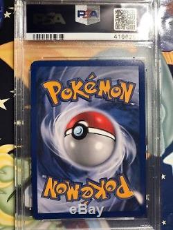 Psa 9 Mint Latios Gold Star 106/107 Ex Deoxys Secret Rare Holo Carte Pokémon